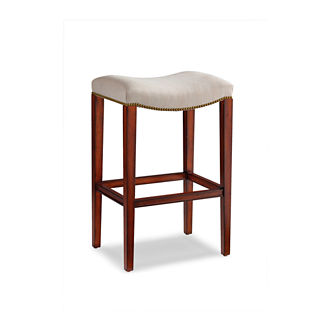 Calais Bar Height Backless Bar Stool (31