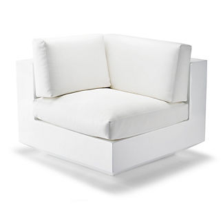 Milo Corner Chair by Porta Forma