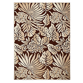 Monroe Leaf Outdoor Rug