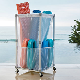 Collapsible Storage Cart