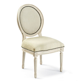 Langston Round Back Side Chair