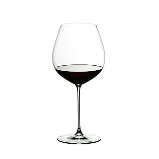 Riedel Veritas Old World Pinot Noir Glasses, Set of Two