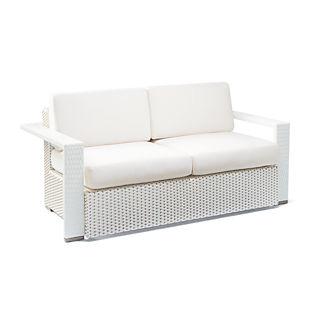 Vida Loveseat with Cushions by Porta Forma