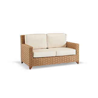 Sanibel Loveseat Cushions