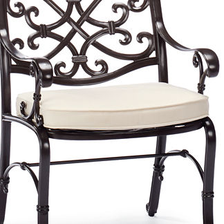 Orleans Dining Chair/Bar Stool Cushion