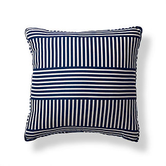 Basket Modern Boxed Indoor/Outdoor Pillow