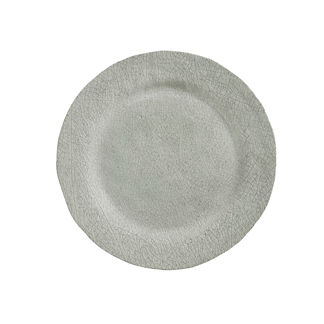 Crackle Dinner Plates, Set of Six