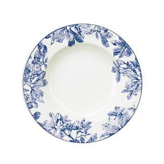 Blue Arbor Soup Bowl