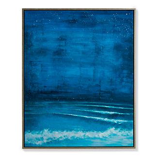 Indigo Night Oil Painting