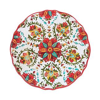 Allegra Dinner Plates, Set of Four