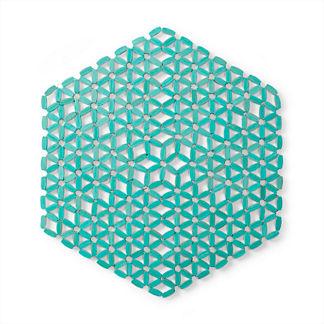 Kim Seybert Hexagon Placemats, Set of Four