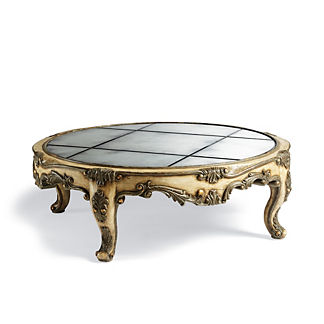 Versailles Round Coffee Table
