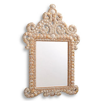 Marigot Shell Wall Mirror