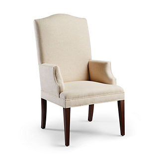 Avalon Upholstered Dining Arm Chair