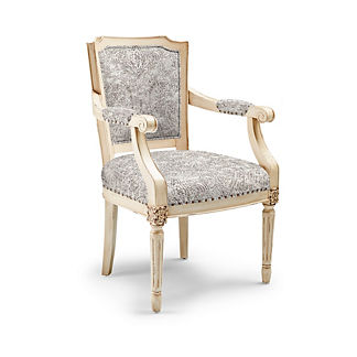 Ainsley Shield Back Arm Chair