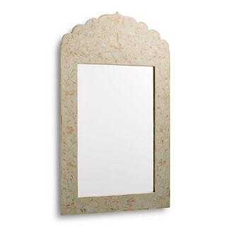 Bone Inlay Mirror