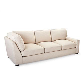 Sawyer Linen Corner Sofa