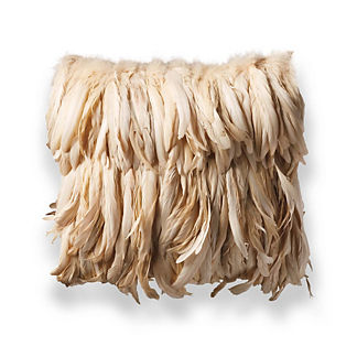 Feather Decorative Pillow by Dransfield & Ross