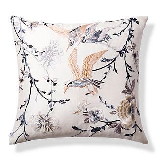 Uccello Decorative Pillow
