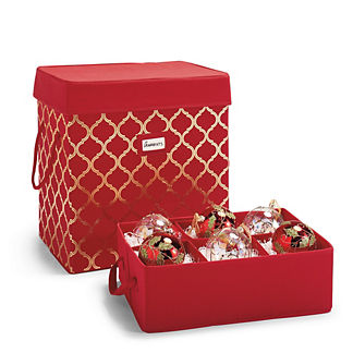 Box for Oversized Ornaments