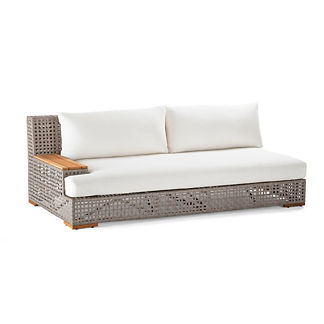 Palisades Left-facing Sofa with Cushions, Special Order