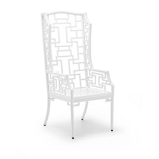 Ibis Isle Highback Dining Arm Chair