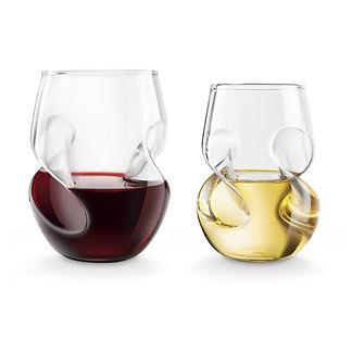 Conundrum Wine Glasses, Set of Four
