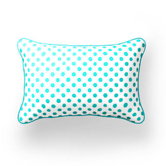Dorothy Dot Lumbar Indoor/Outdoor Pillow