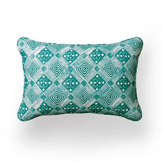 Milos Lumbar Indoor/Outdoor Pillow