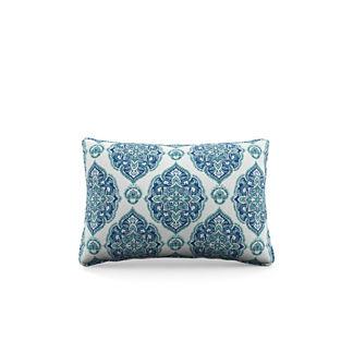 Paloma Medallion Lumbar Indoor/Outdoor Pillow