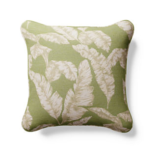 Harper Palm Indoor/Outdoor Pillow
