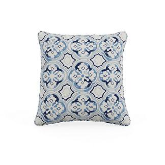 Sicilian Scarf Indoor/Outdoor Pillow