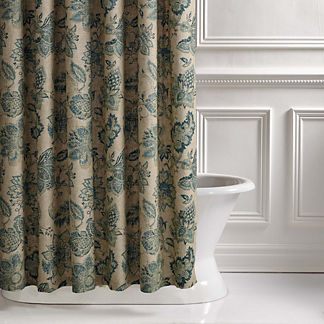 Noblesse Shower Curtain by Dransfield & Ross