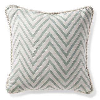 Heraldry Frost Outdoor Pillow