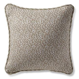 Melita Cay Sand Outdoor Pillow