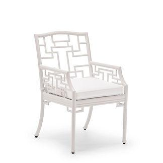 Ibis Isle Dining Chair Cushion