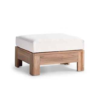 St. Kitts Ottoman Cushion, Special Order