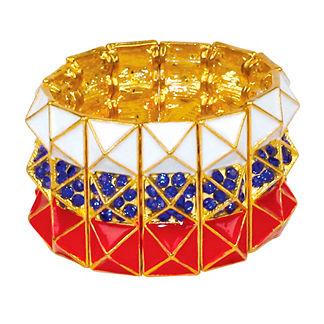 Kim Seybert Pop Napkin Rings, Set of Four