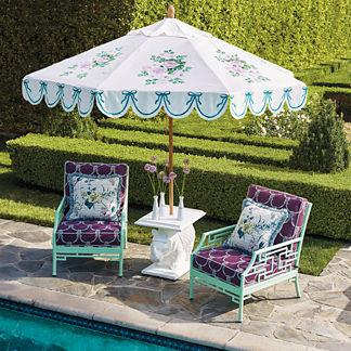 Hampshire Designer Umbrella