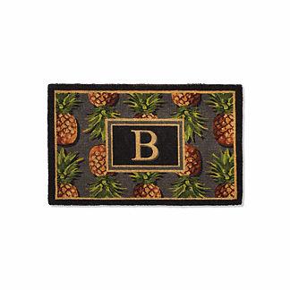 Pineapple Grove Coco Door Mat