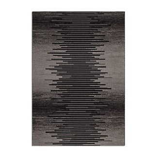 Shifting Bars Outdoor Rug by Porta Forma