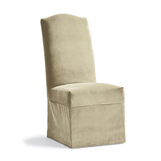 Avalon Slipcovered Side Chair