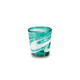 Tidal Double Old Fashioned Glasses, Set of Four