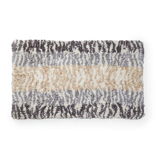 Damara Removable Memory Foam Bath Rug