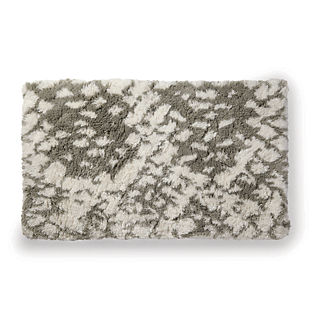 Adder Removable Memory Foam Bath Rug