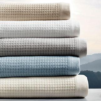 Resort Egyptian Cotton Thermal Blanket
