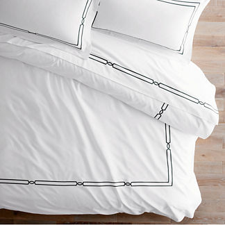 Resort Fretwork Duvet Cover