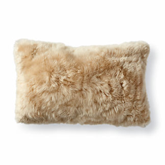 Suri Alpaca Decorative Pillow