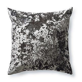 Crushed Velvet Decorative Pillow by Aviva Stanoff