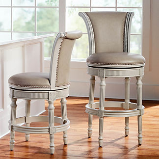Chapman Swivel Bar & Counter Stool